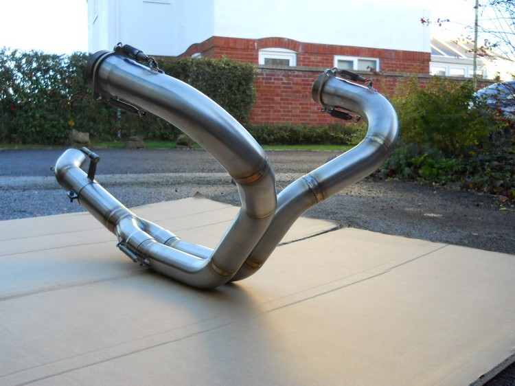 SPP.024.HP2SP.CB SPP Front Sport Exhaust System