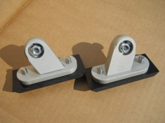 SPP.023.HP2SP.EMR HP2 Sport/S1000RR Mirror Brackets